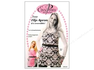 Clearance Wrights Flexi-Lace Hem Facing 1.75: Flip Apron Pattern