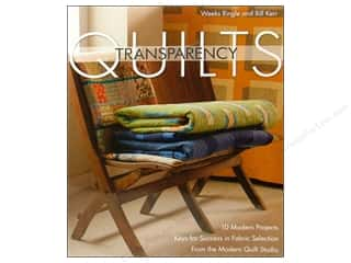 Transparency Quilts Book