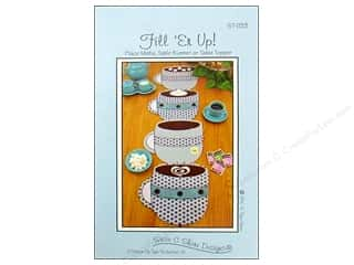 Tea & Coffee Clearance: Susie C Shore Fill Er Up Pattern
