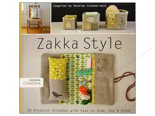 Potter Publishing Purses & Totes Books: Stash By C&T Zakka Style Book