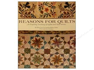 Reasons For Quilts Book