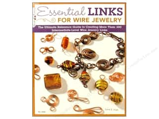 Design Originals Essential Links For Wire Jewelry Book