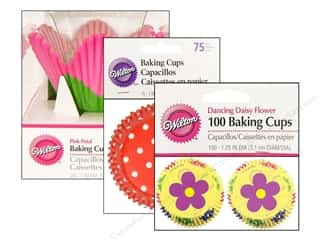 Wilton Baking Cups, SALE $0.99-$4.39.