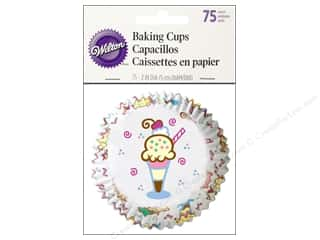 Wilton Baking Cup Standard Ice Cream 50pc