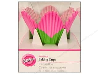 Cups & Mugs $3 - $6: Wilton Standard Baking Cups Pink Petal 24 pc.