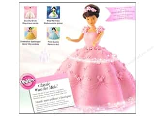Baking Pans / Baking Sheets: Wilton Classic Wonder Mold Kit Doll