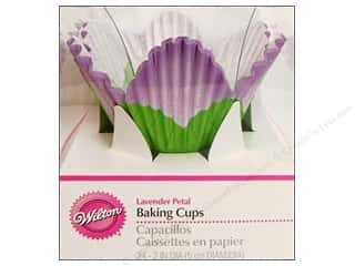 Cups & Mugs $3 - $6: Wilton Standard Baking Cups Lavender Petal 24 pc.