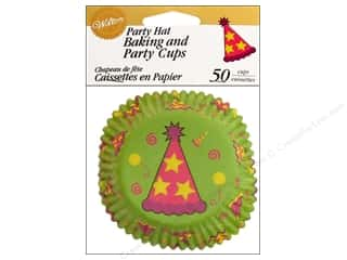Wilton Baking Cup Standard Party Hats 50pc