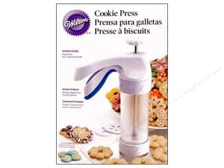 Wilton Cookie Press Comfort Grip 13pc