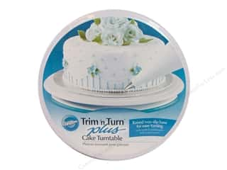 Wilton Tools Trim N Turn Plus Cake Turntable