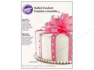 Wilton Rolled Fondant 24 oz. White
