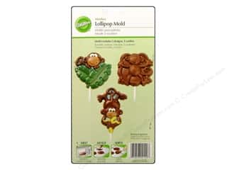 Wilton Molds Lollipop Large Monkey