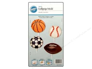 Wilton Molds Lollipop Large Sports