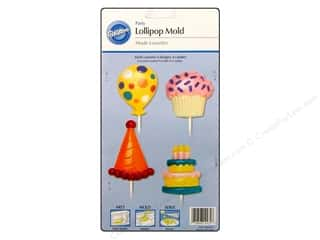 Wilton Molds Lollipop Large Party