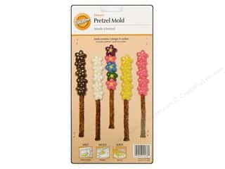 Wilton Molds Pretzel Flower