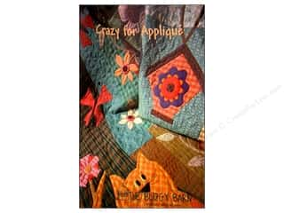 Crazy For Applique Book