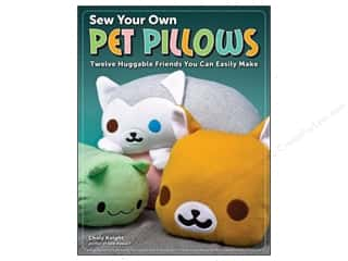 Design Originals Sew Your Own Pet Pillow Book