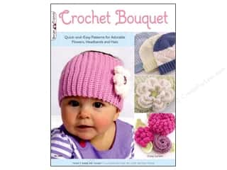 Design Originals Books Crochet Bouquet Book