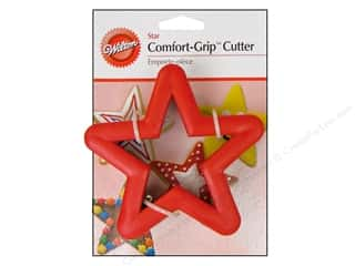 Weekly Specials Wilton Cookie Cutter: Wilton Cookie Cutter Comfort Grip Star