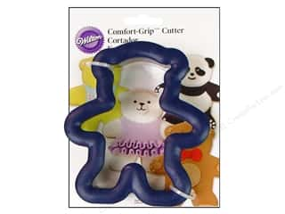 Wilton Cookie Cutter Comfort Grip Teddy Bear