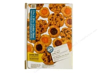 Baking Pans / Baking Sheets: Wilton Cookie Sheets Jumbo Aluminum 14 x 20 in.
