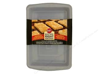 Non-Sticking Sheets inches: Wilton Recipe Right Cake Pan 13 x 9 in. with Cover