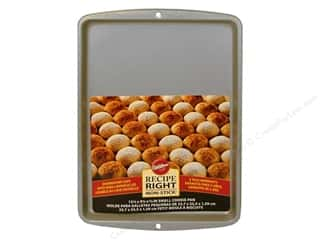 Baking SheetS / Baking Pans: Wilton Recipe Right Cookie Sheet 13 1/4 x 9 1/4 in.