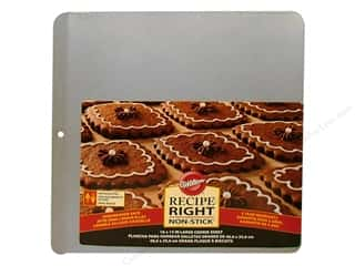 Baking SheetS / Baking Pans: Wilton Cookie Sheet 16x14 Air Insulated Non Stick