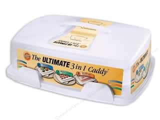Wilton Containers Ultimate 3 In 1 Caddy 18x14x6.75