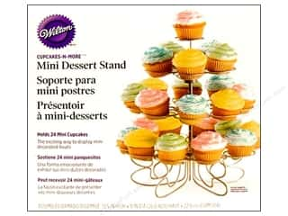 Wilton Containers Cupcakes N More Stand 24ct Mini