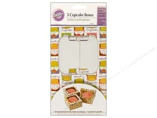 Wilton Containers Cupcake Box 1 Cavity Cupcake Heaven 3pc