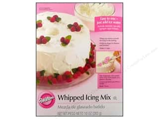 Cooking/Kitchen Edibles / Foods: Wilton Whipped Icing Mix 10 oz. Vanilla