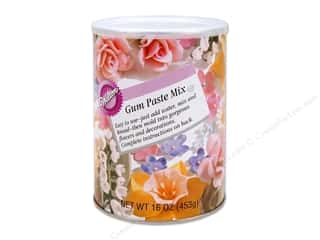 gumpaste: Wilton Edible Decorations Gum Paste Mix 1lb