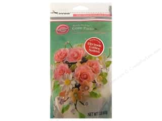 Cooking/Kitchen Flowers: Wilton Gum Paste 1 lb. Ready To Use