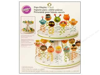 Chipboard Craft & Hobbies: Wilton Cake Pops Display Stand