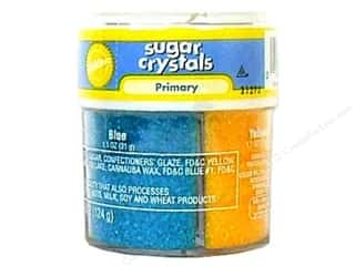 Wilton Sprinkles 4 Mix Assortment Primary Sugars