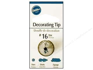 Wilton Decorating Tip Open Star #16