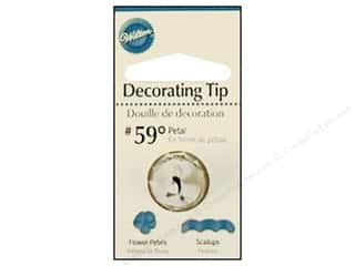 Wilton Tools Cake Decorating Tip Petal #59