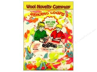 Wool Novelty Weaving Nylon Loops Neon 16oz