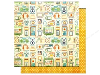 Echo Park Paper 12x12 A Boy's Life Playtime (25 sheets)