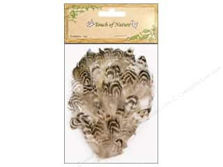 "Feathers: Midwest Design Feather Pheasant Pad 3.5""x 5"""