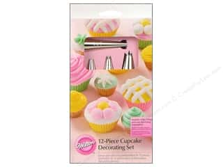 Wilton Tools Cupcake Decorating Set 12pc