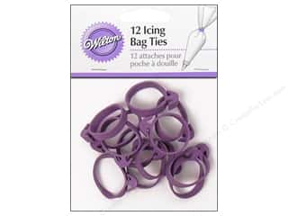 Wilton Tools Icing Bag Ties 12pc