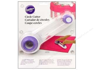 Wilton Wilton Tools: Wilton Tools Circle Cutter Sugar Sheet/Fondant/Gum Paste