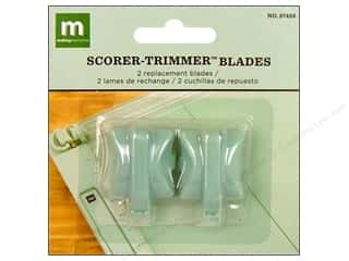 Paper Trimmers / Paper Cutters $4 - $6: Making Memories Paper Trimmer Scorer Trimmer Replacement Blades