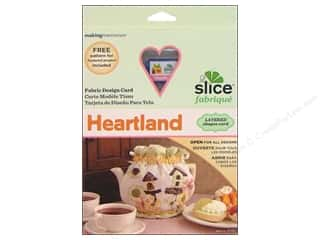Dies Sewing Gifts: Slice Design Card Making Memories Fabrique Heartland