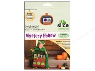 Electronic Cartridges: Slice Design Card Making Memories Fabrique Mystery Hollow