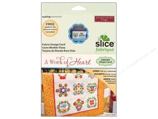 Making Memories Sewing & Quilting: Slice Design Card Making Memories Fabrique A Work Of Heart
