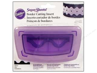 Clearance Wilton Cookie Pops Pan : Wilton Tools Cutting Insert Border Wave