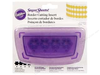 Papers Cooking/Kitchen: Wilton Tools Cutting Insert Border Flower Chain